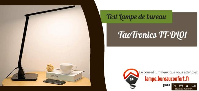 Avis lampe TaoTronics LED – TaoTronics TT-DL01
