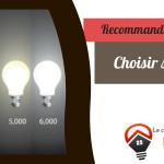 Choisir son ampoule avec le lumen